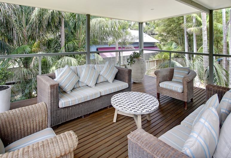Jimmy's Beach House, Byron Bay, Casa, 5 habitaciones, Balcón