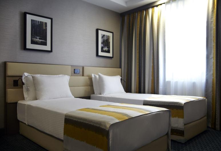 Tophane Suites, Istanbul, Izba typu Deluxe s dvojlôžkom alebo oddelenými lôžkami, Výhľad z izby