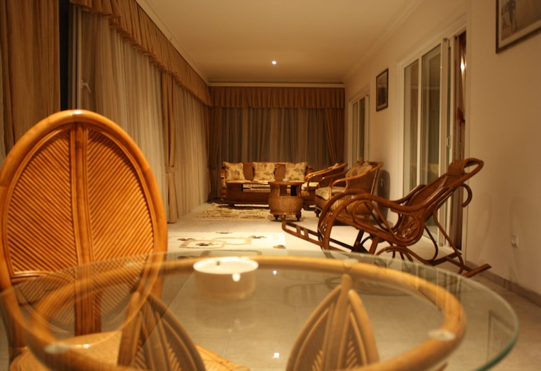 Qafqaz Sahil Resort Hotel, Lankaran, Suite, Sala de estar
