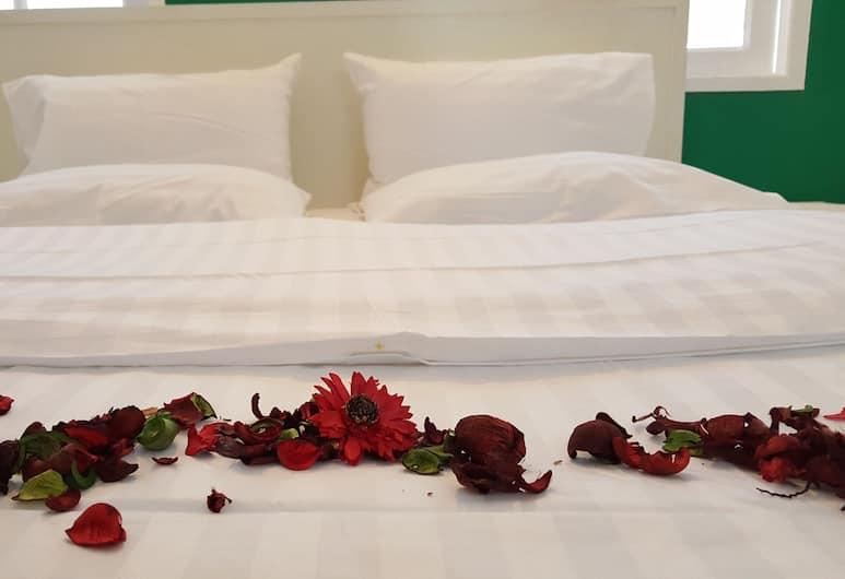 ミスター シー イン バンコク, バンコク, ダブルルーム キングベッド 1 台, 客室