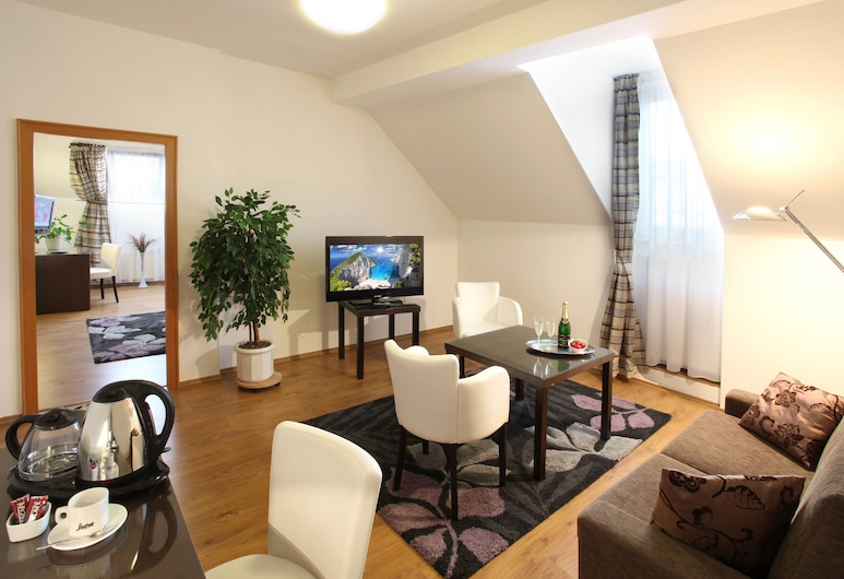 Hotel Trinity, Olomouc, Suite, Quarto