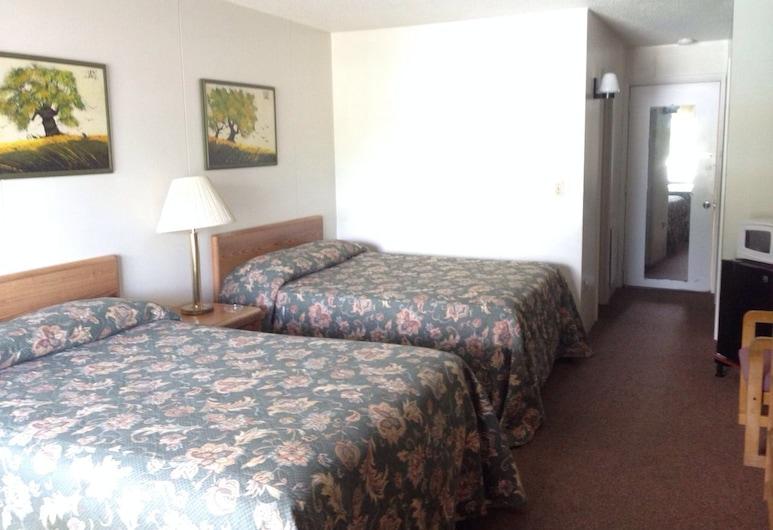 ClearView Motel, South Glens Falls, Hosťovská izba