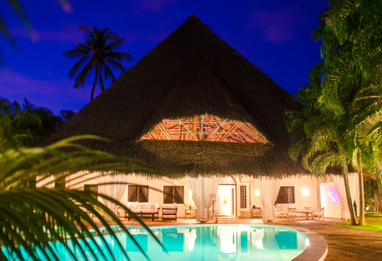 Maisha Tamu Luxury Boutique Resort, Malindi, Extérieur