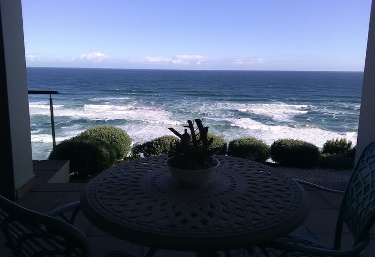 Brenton On Rocks Luxury Guest House, Knysna, View from Hotel