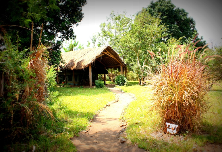 Udzungwa Forest Camp, Kiberege, Namiot, 1 sypialnia (En-suite Tented Rooms), Pokój