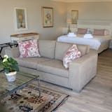 舒適開放式客房, 1 間臥室 (Restio Garden Studio) - 客廳