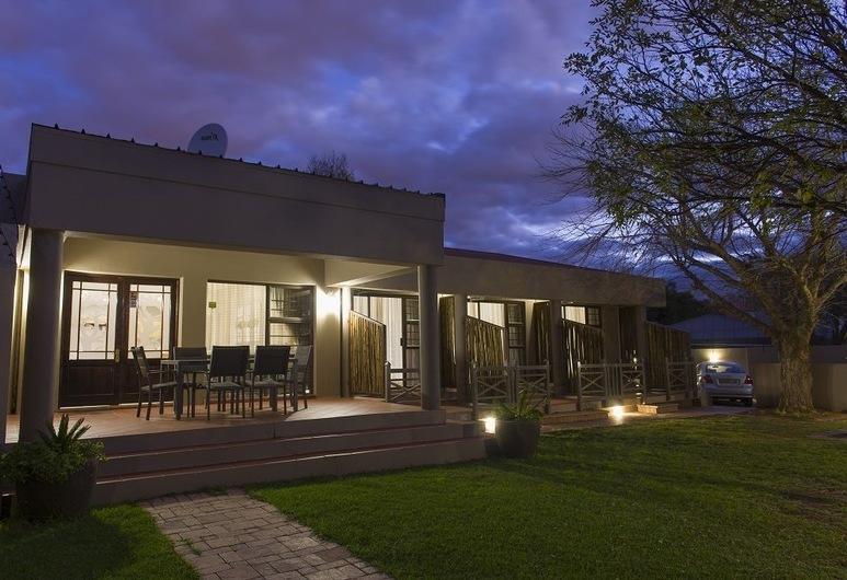 The Suburban, Bloemfontein, Pohľad na hotel