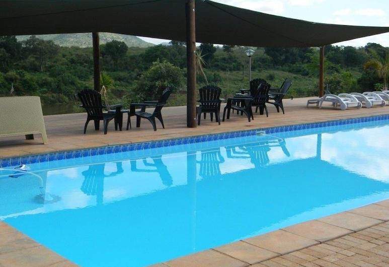 Kruger View Chalets, Malelane, Vonkajší bazén
