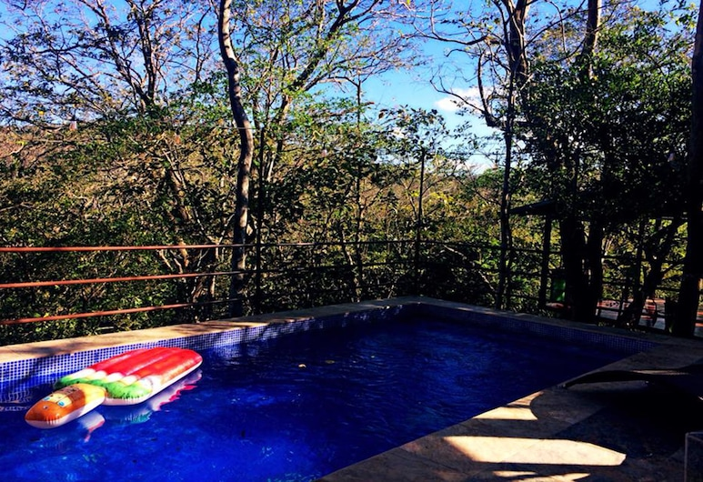 Green Sanctuary Hotel, Nosara, Shipping Container Double Room with Terrace, Private pool