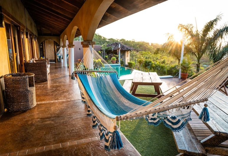 Casa Andalucia, San Juan del Sur, Terrasse/veranda