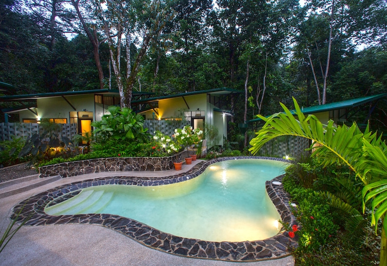 Yabá Chiguí Lodge, Ciudad Cortes, Vonkajší bazén