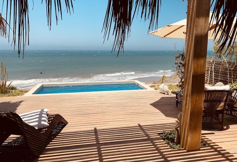 La Playa, Organosas, Išskirtinio tipo vila, 2 miegamieji, atskiras baseinas, vaizdas į vandenyną, Terasa / vidinis kiemas