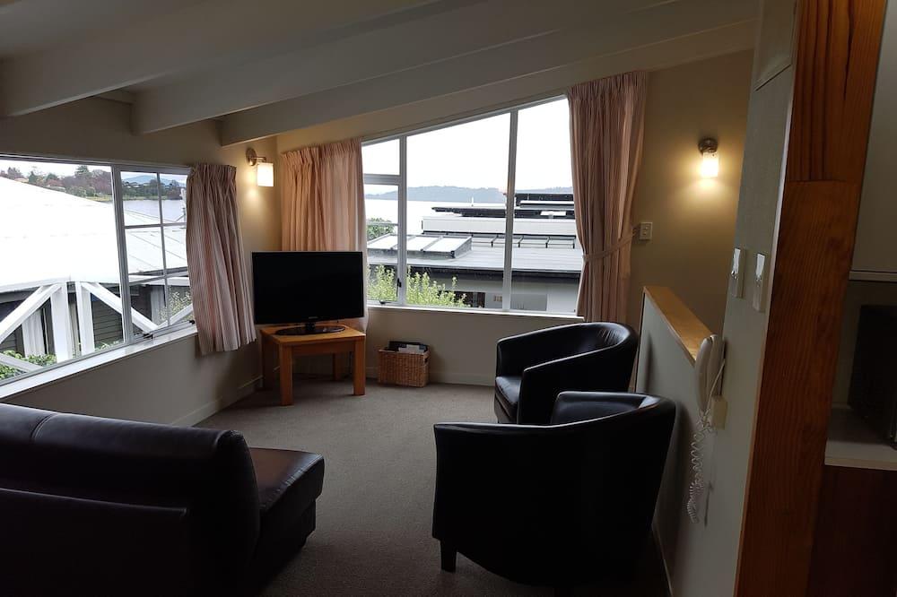 Appartamento, 1 camera da letto (Lake End) - Area soggiorno
