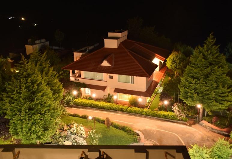 Green Nest Resort, Kotagiri, Pohľad na hotel – večer/v noci