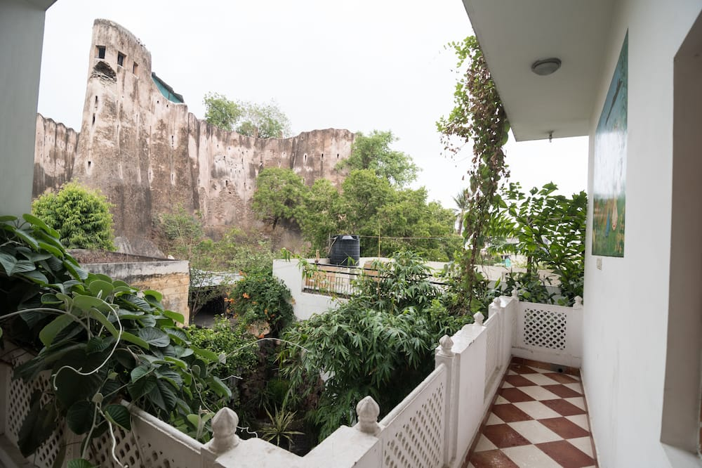 Habitación Deluxe doble, 1 cama doble, vistas a la montaña - Balcón