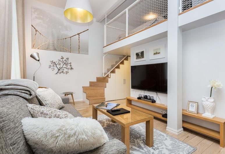 Angleterre Apartments, Tallinn, Birgitta Residence, Phòng