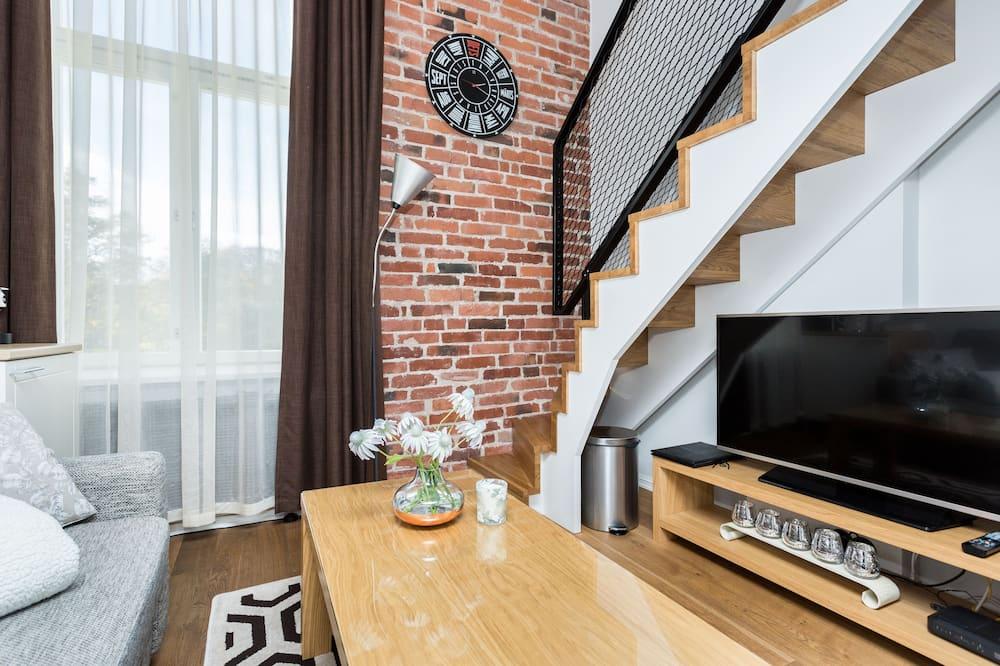 Old Thomas - Obývacie priestory