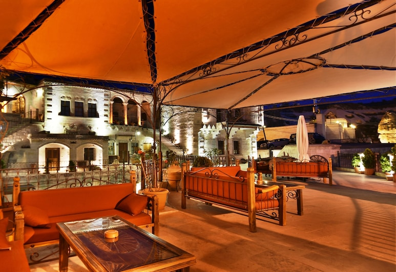 Harman Cave Hotel, Nevsehir, Terrass