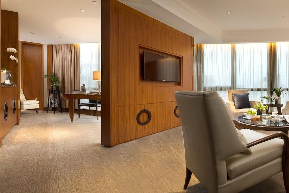 Poslovni suite, 1 king size krevet - Dnevna soba