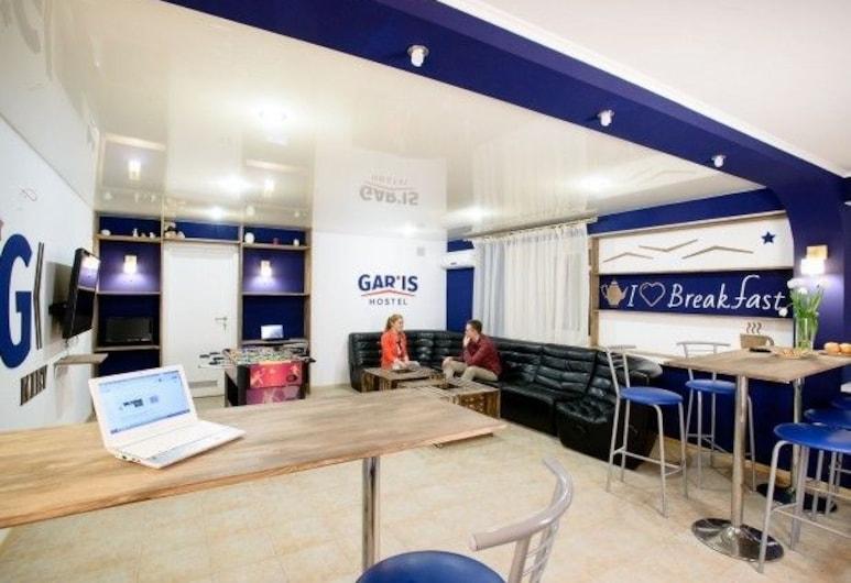Gar'is Hostel Kiev, Kyiv, Lobi Oturma Alanı