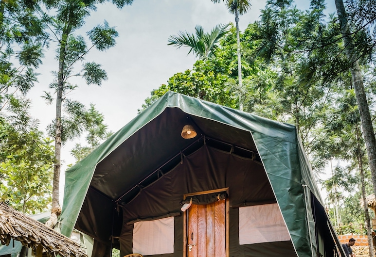 Season7 Nature Resort, Udumbanchola, Štandardný stan, 1 dvojlôžko, výhľad na hory, Hosťovská izba
