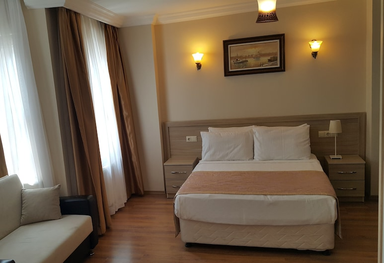 Arven Boutique Hotel, Istanbul, Rom – family, 1 soverom, Gjesterom