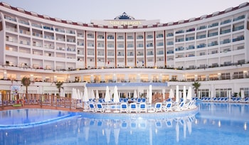 Picture of Side Prenses Resort Hotel & Spa - All Inclusive in Side