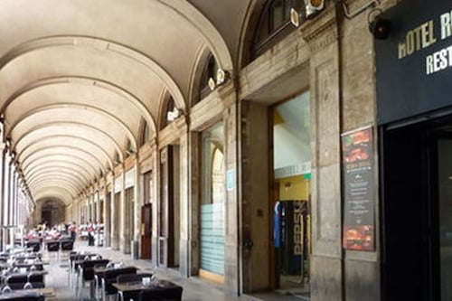 羅馬皇家酒店/