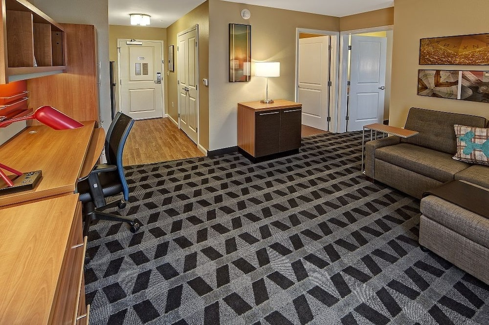 Apartament typu Suite, 2 sypialnie, dla niepalących - Powierzchnia mieszkalna
