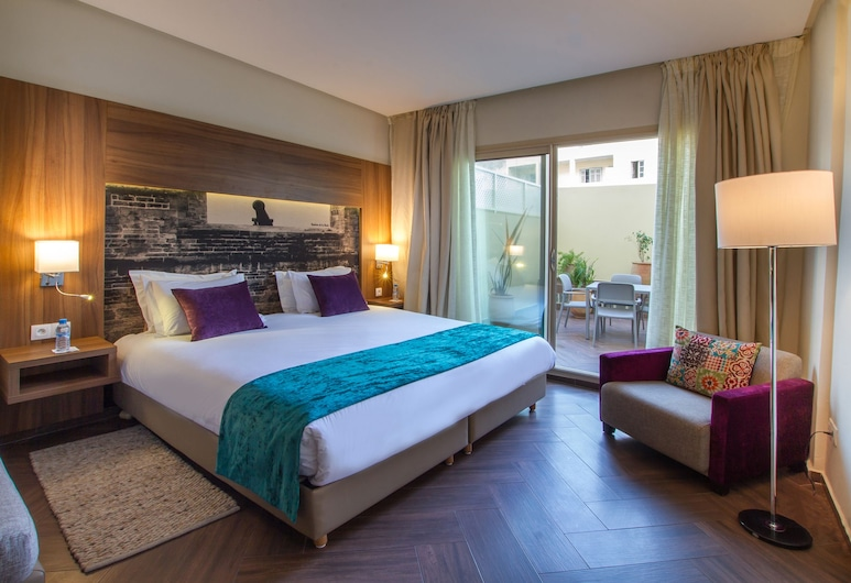 Melliber Appart Hotel, Casablanca, Estudio superior (Silver), Habitación