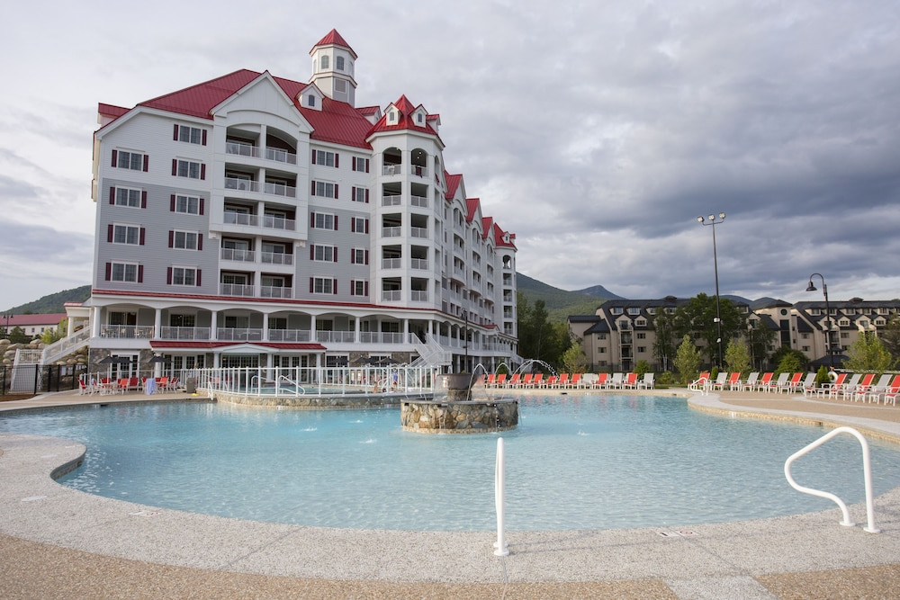 Riverwalk Resort At Loon Mountain Lincoln Outdoor Pool