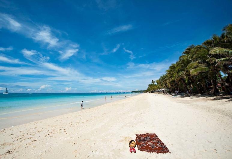 ヴィラ サンセット ボラカイ, Boracay Island, ビーチ