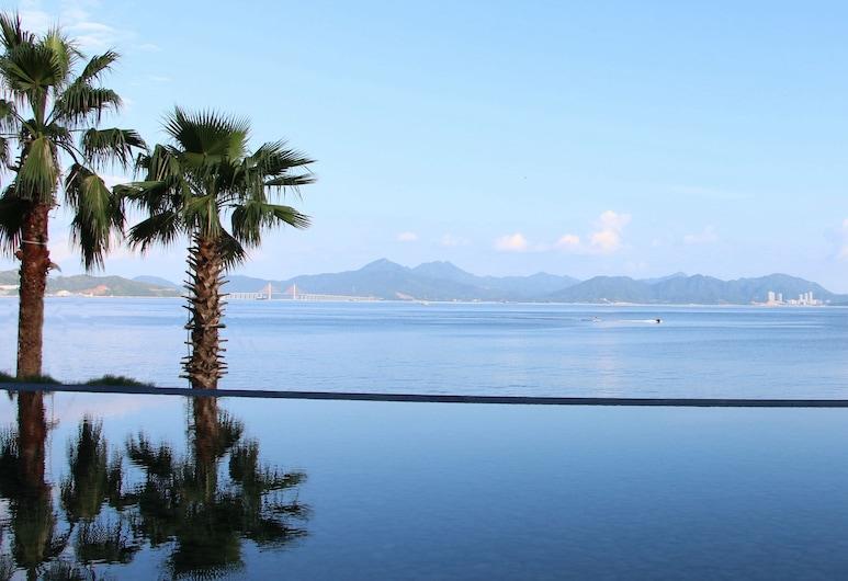 Le Méridien Xiaojing Bay, Huizhou, View from Hotel