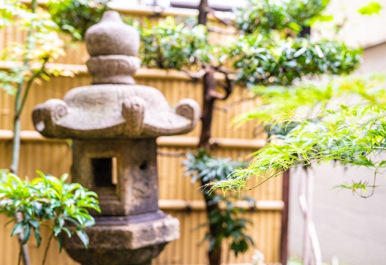 ひふみ旅館, 京都市, 施設の敷地