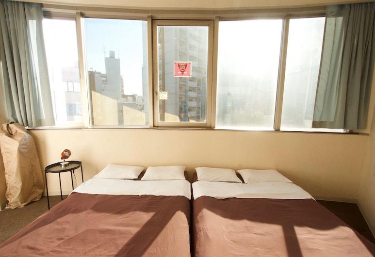 大阪ゲストハウスネスト, 大阪市, ツインルーム (2 Double Beds), 部屋