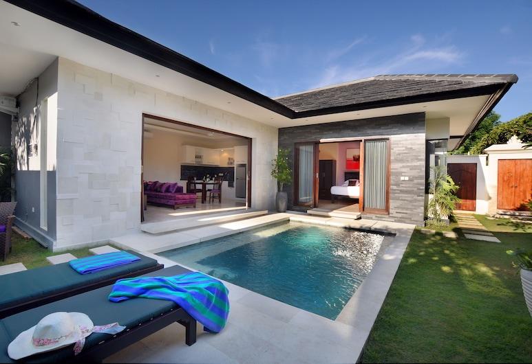 Villa Athena, Denpasar, Novomanželská vila, 1 spálňa, Obývacie priestory