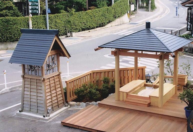 Ryokan Biyunoyado, Yamanouchi, Tradičná izba (Japanese Style, 8 Tatami), Hosťovská izba