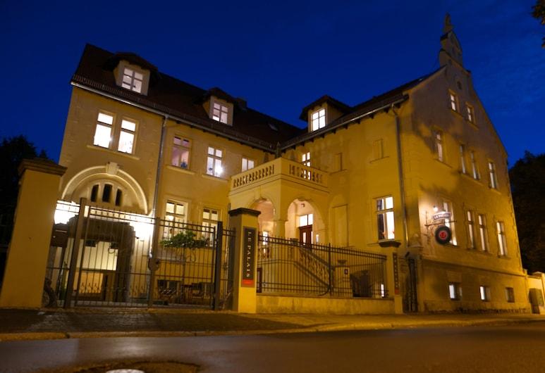 Villa le Palais, Quedlinburg