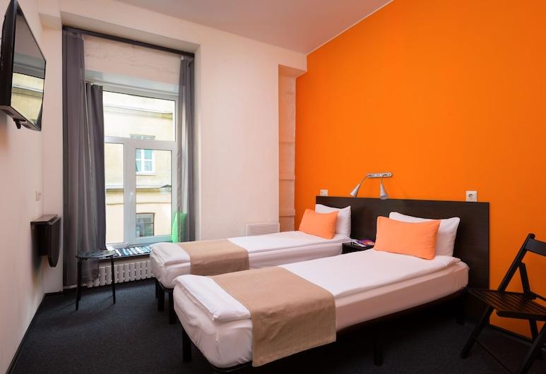 Станция Отель А1, Санкт-Петербург, Стандартный двухместный номер с 1 или 2 кроватями, Номер