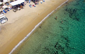 Picture of Santana Beach in Naxos