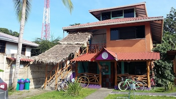 Picture of Hostel Kinkaju in Puerto Viejo