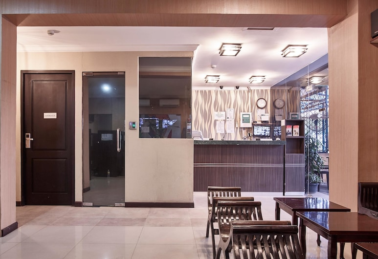 Twins Hotel Manggadua, Jakarta