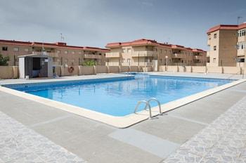 Cartagena — zdjęcie hotelu Apartamentos Tesy