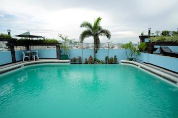 Fotografia do Urban Travellers Hotel em Pasay