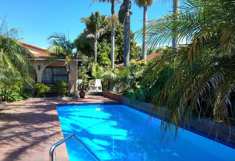 Motel Hobson's Choice, Dargaville, Vonkajší bazén