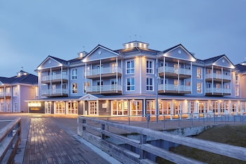 A(z) Beach Motel Heiligenhafen hotel fényképe itt: Heiligenhafen