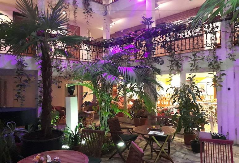Solitaire Hotel & Boardinghouse Berlin, Berlin, Avlu
