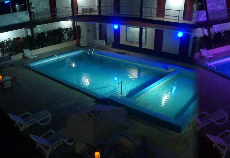 Hotel Pacific Coast, เวรากรูซ, สระว่ายน้ำกลางแจ้ง