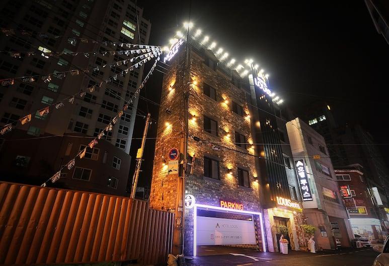 호텔 루이스, 부산광역시, 외부