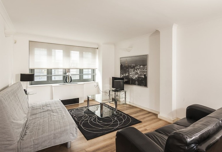 Liverpool St. Apartment - City Stay London, London, Living Room